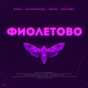 RASA & KAVABANGA DEPO KOLIBRI - Фиолетово